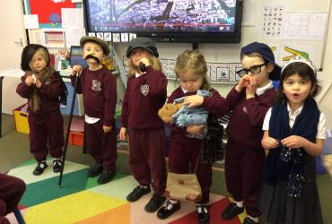 EYFS French Day